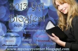 YA Blogfest Genres